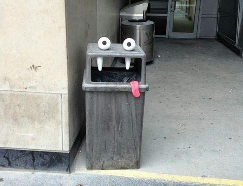 Monster Bin