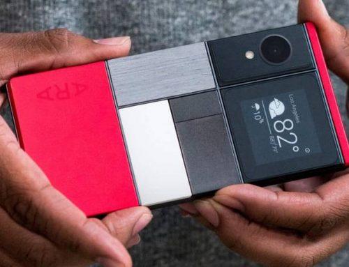 Google's Project Ara…modular smartphone