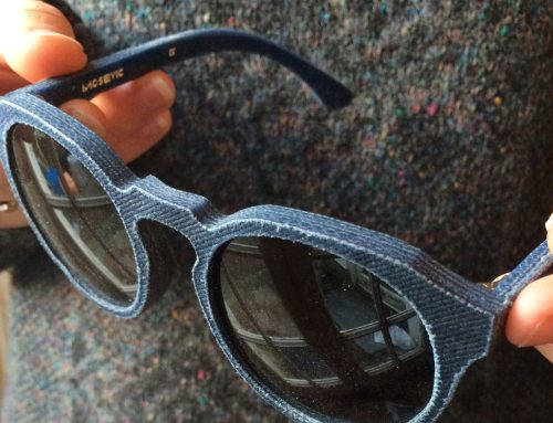 Recycled Denim Glasses